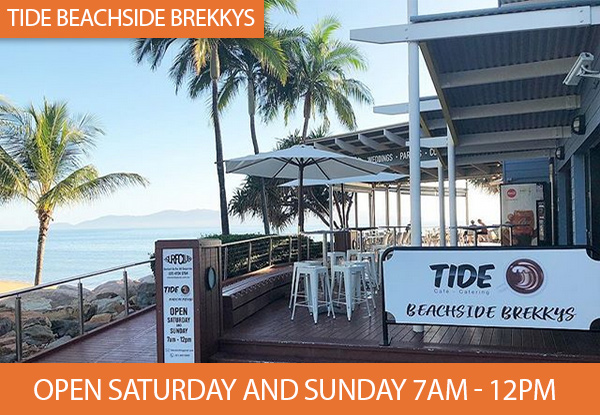 Beachside Brekkys Open Hours